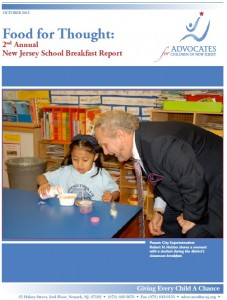NJ School Breakfast Report 2012